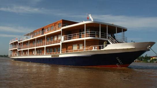 RV Indochine Cruise - No 15 Vietnam Cambodia Cruises