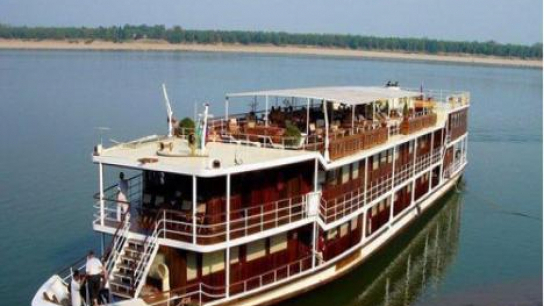 RV Lan Diep Cruise - No 14 Vietnam Cambodia Cruises
