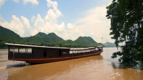 Shompoo Cruise - No 1 Mekong River Cruise Laos