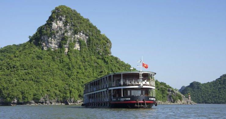 Pandaw Halong Cruise
