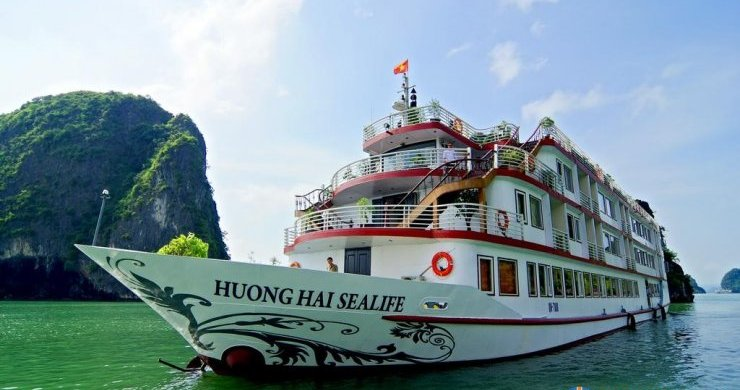 Sealife Cruise Halong Bay