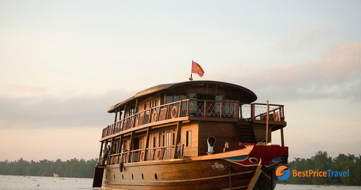 Cruise the Mekong in Style