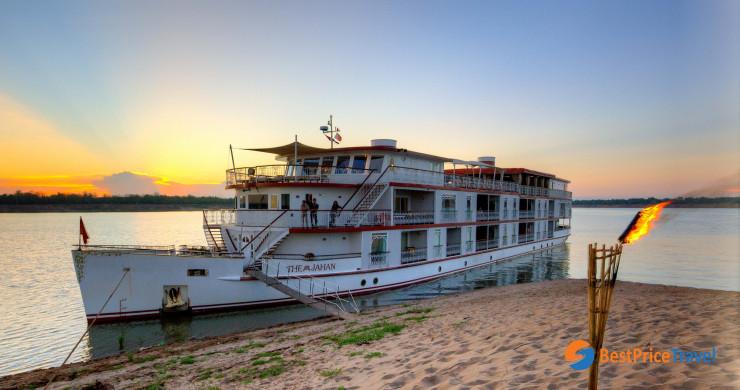 Heritage Line Mekong The Jahan Ship