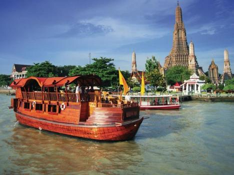 Anantara Cruise overview