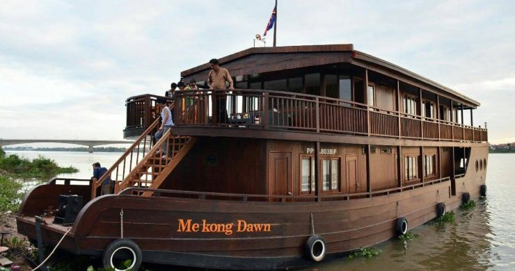 Mekong Dawn Cruise