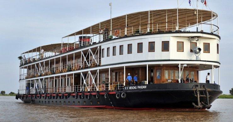 Pandaw River Cruises in Burma and Mekong
