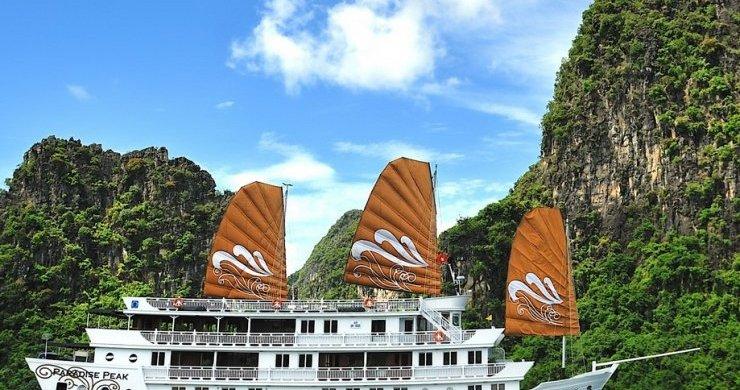 Paradise Peak Cruise Halong Bay