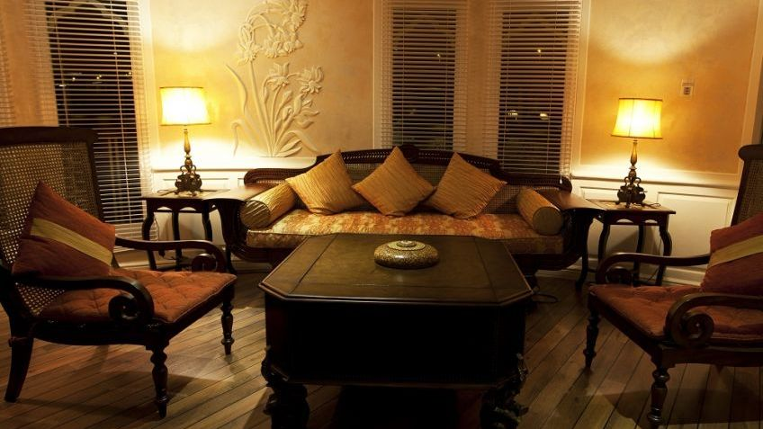 Raj of India Lobby Lounge