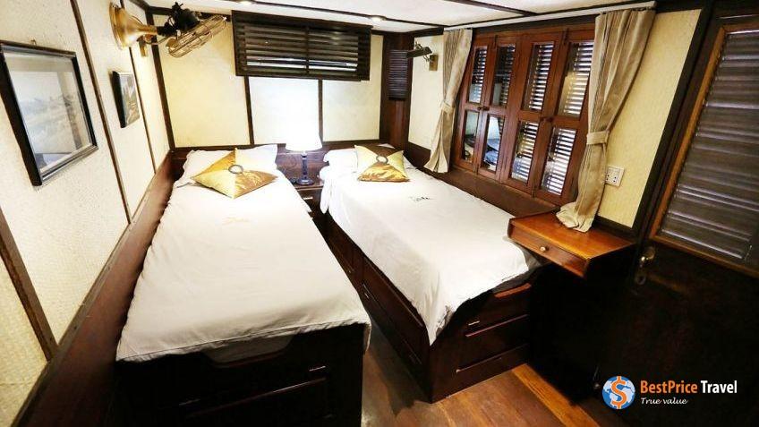 Toum Tiou Cabin