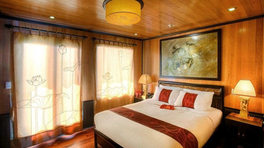 Indochina Sails Suite Double