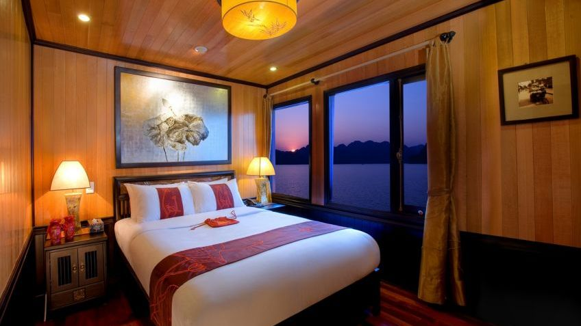 Indochina Sails Superior Double Cabin