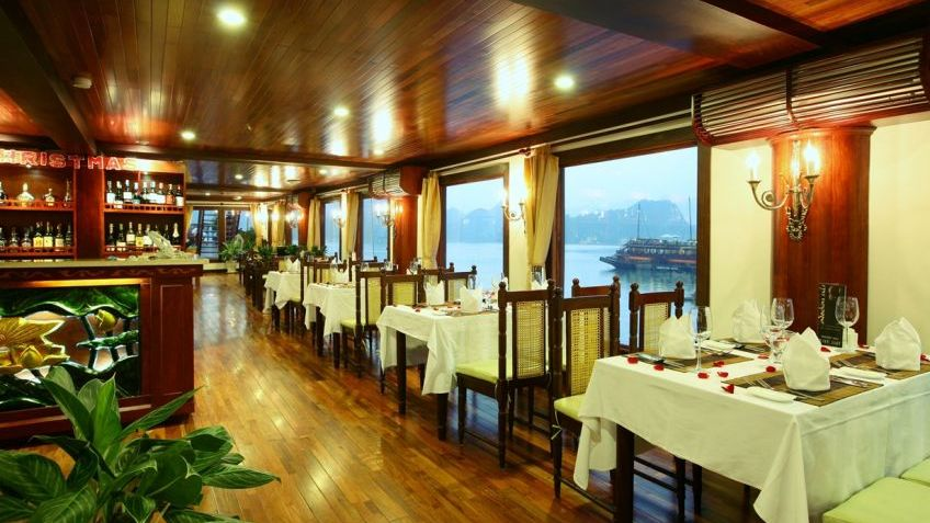 Indochina Sails Premium Lounge