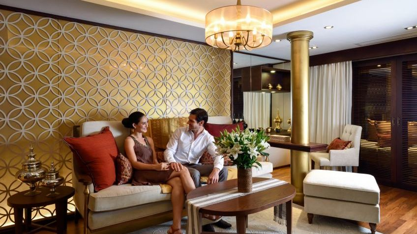 Owner's Living Room Honeymoon