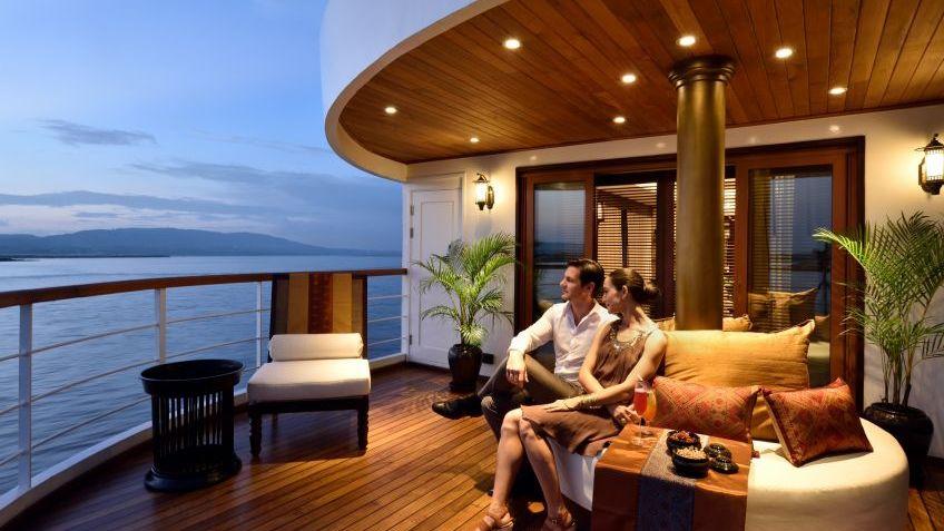 Owner's Terrace Honeymoon