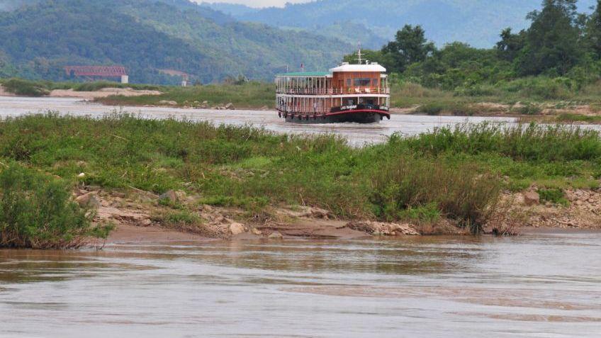 Laos Pandaw