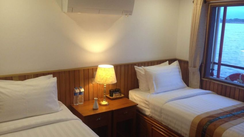 Pandaw Stateroom