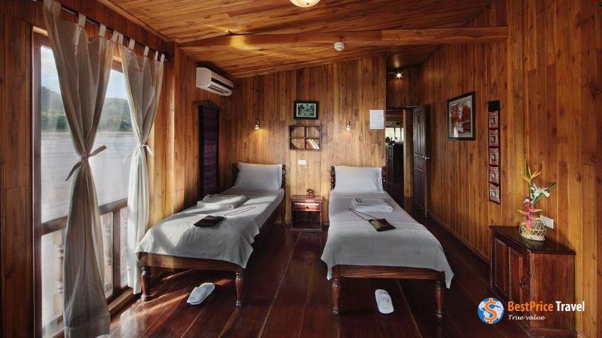 Twin Superior Cabin