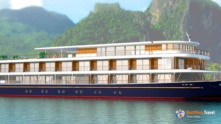 RV Indochine II Cruise