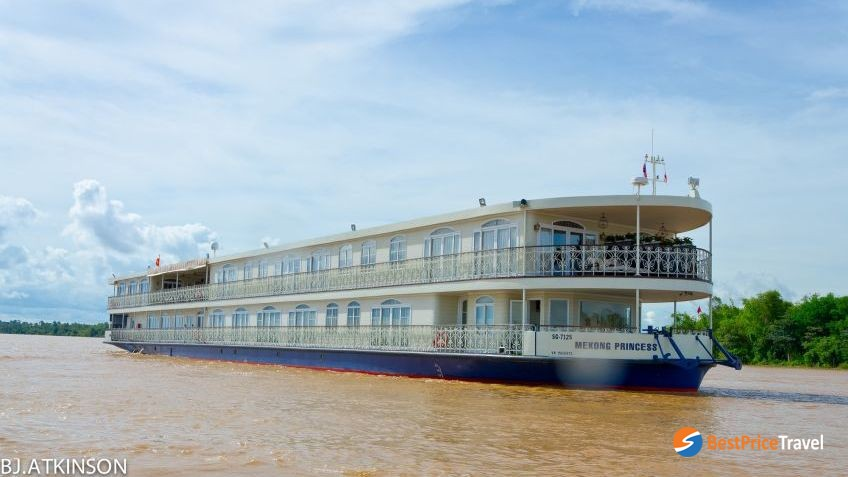 RV Mekong Princess