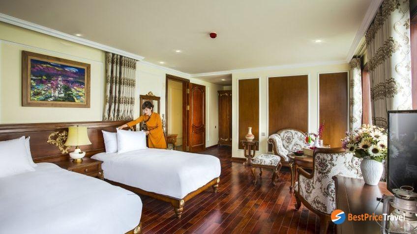 Hue Twin Room