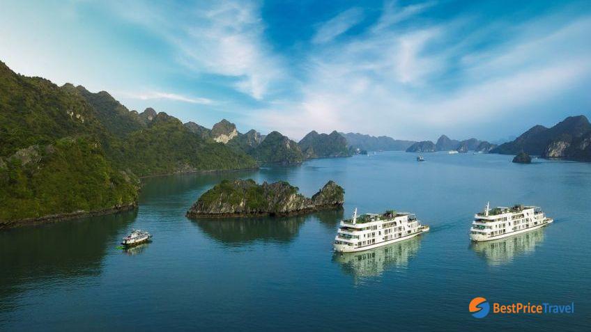 Overview Era Cruises