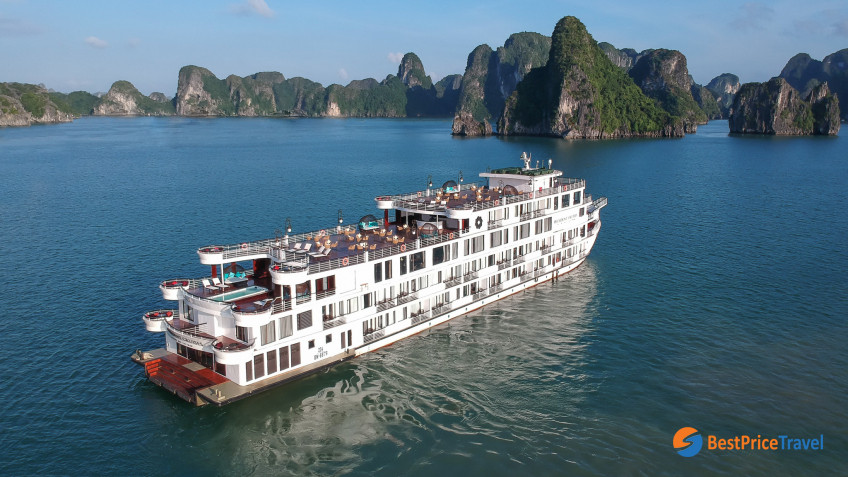 President Cruises Overview 1
