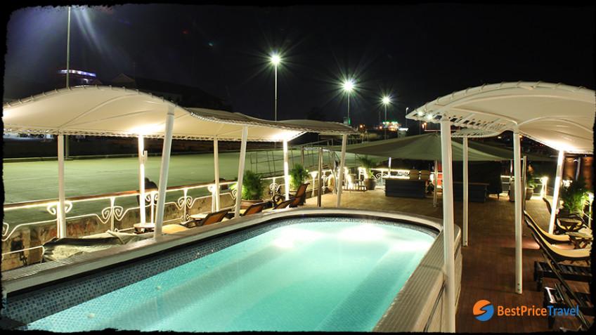 Jayavarman Pool Deck