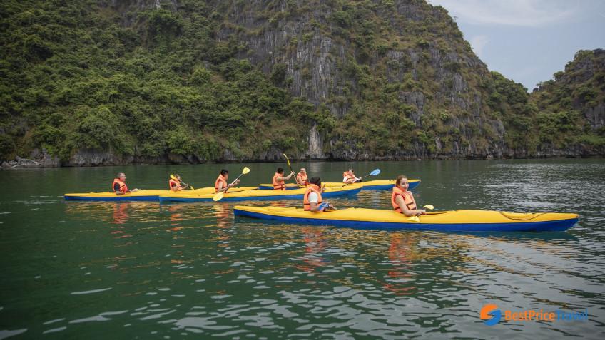 La Regina Legend Activities Kayak (1)