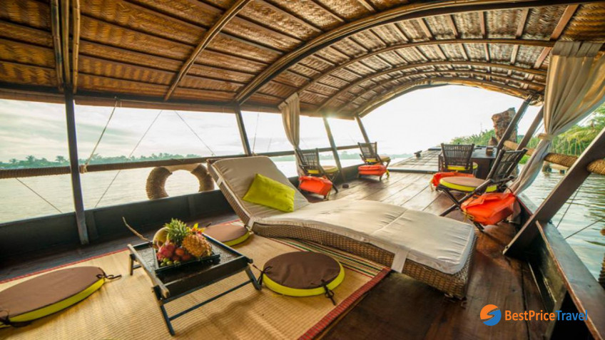 Song Xanh Relax Area