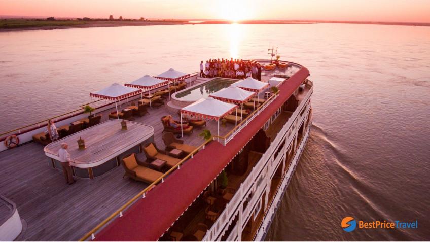 Anawrahta Ship