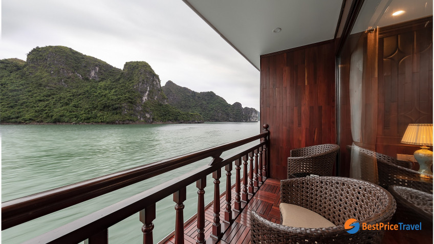 Balcony Legend Suite