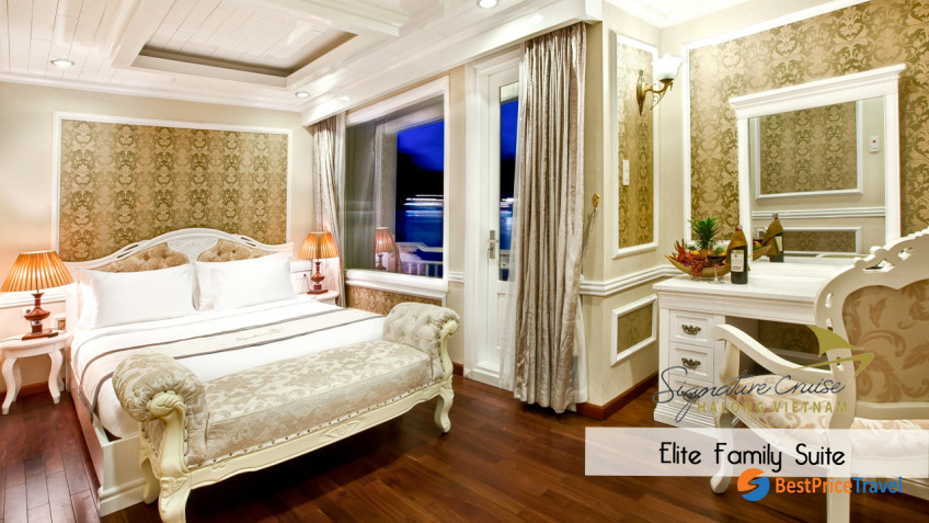 Elite Family Suite 4 Connecting 25966945773 O