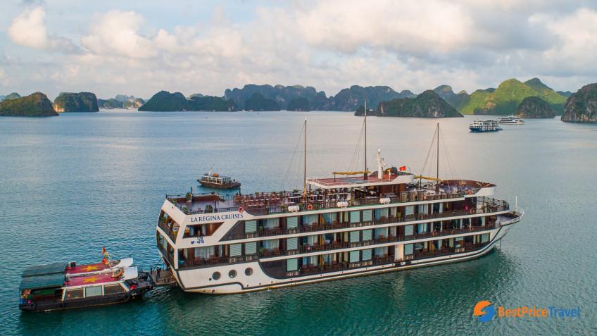 La Regina Cruise