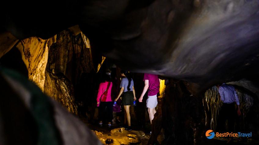 Visit Cave