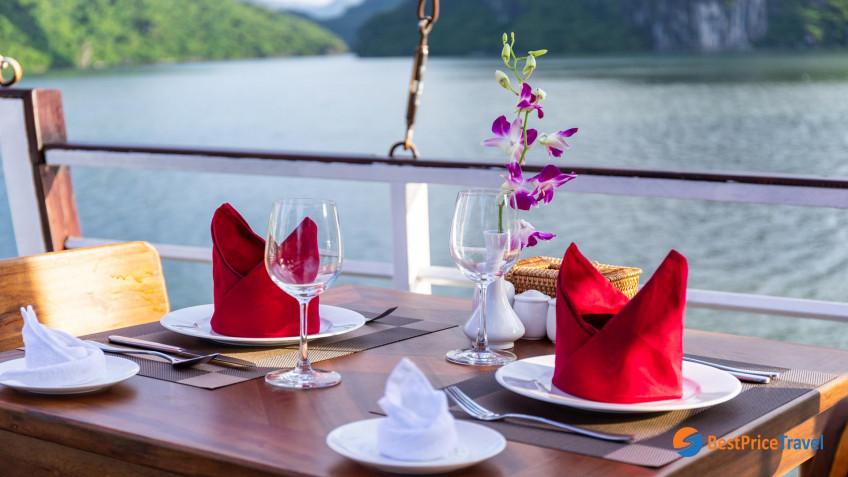 Amazing Sales Luxury Open Air Restaurant 3