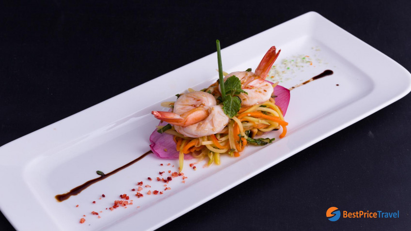 Amazing Sails Food