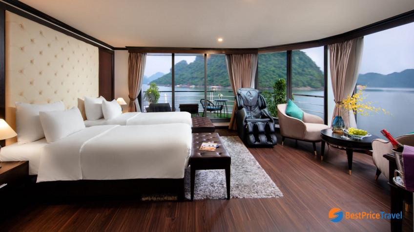 Mon Chéri Suite Terrace