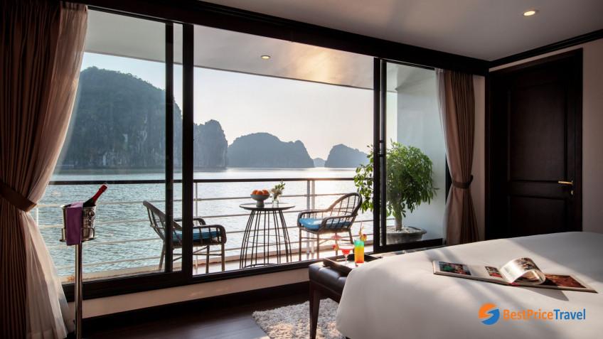 Ocean Suite Balcony Double