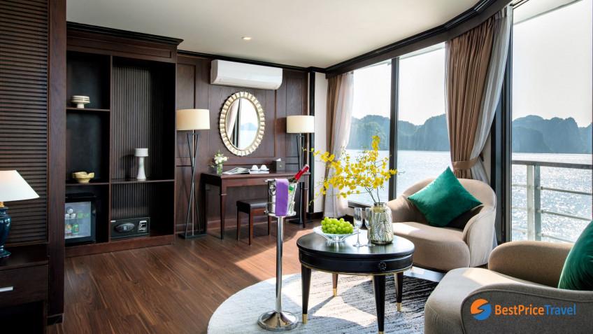 President Suite Terrace