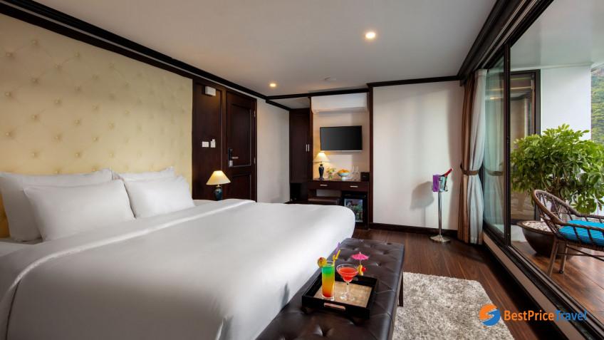 Elegance Suite Balcony Double