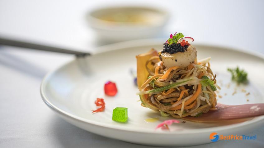 Heritage Line Lan Ha Bay Ylang Cuisine 1