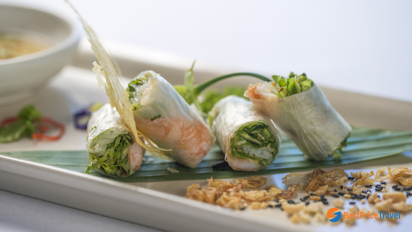 Heritage Line Lan Ha Bay Ylang Cuisine 3