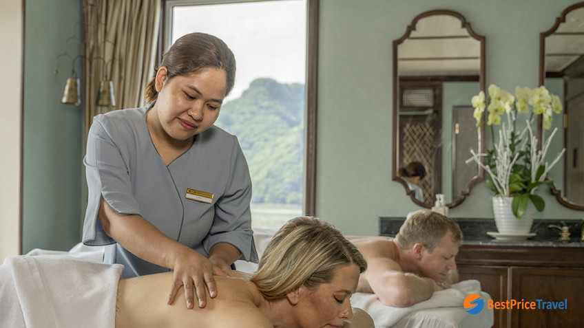 Heritage Line Lan Ha Bay Ylang Life On Board Wellness 5 2