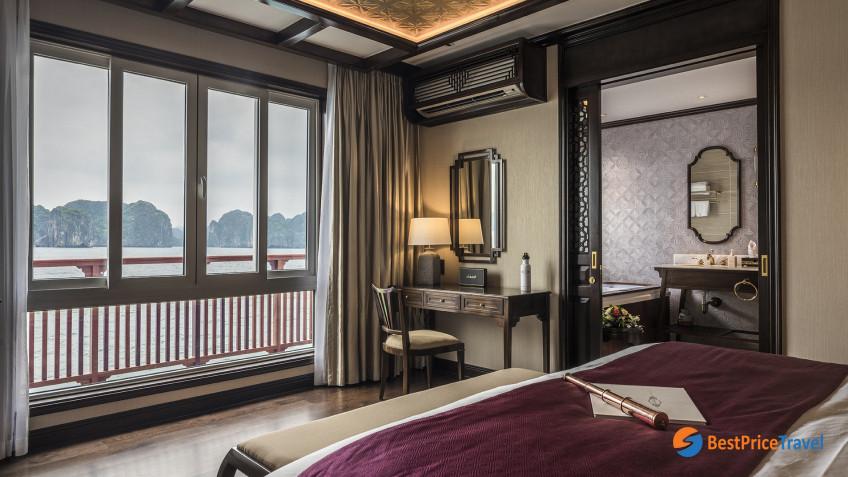 Heritage Line Lan Ha Bay Ylang Regency Suite (Grace Orchid) 4