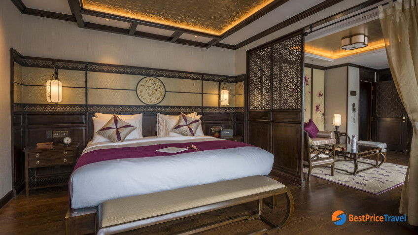 Heritage Line Lan Ha Bay Ylang Regency Suite (Grace Orchid) 6