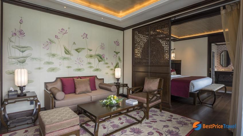 Heritage Line Lan Ha Bay Ylang Regency Suite (Pure Lotus)