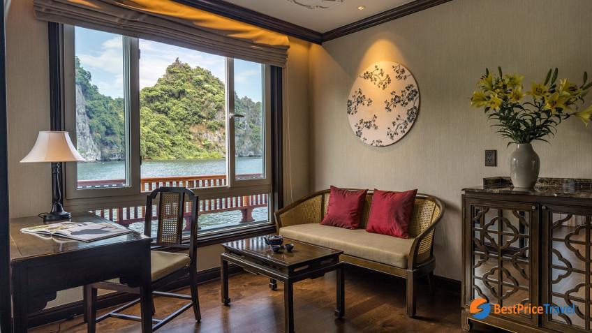 Heritage Line Lan Ha Bay Ylang Signature Suite 4