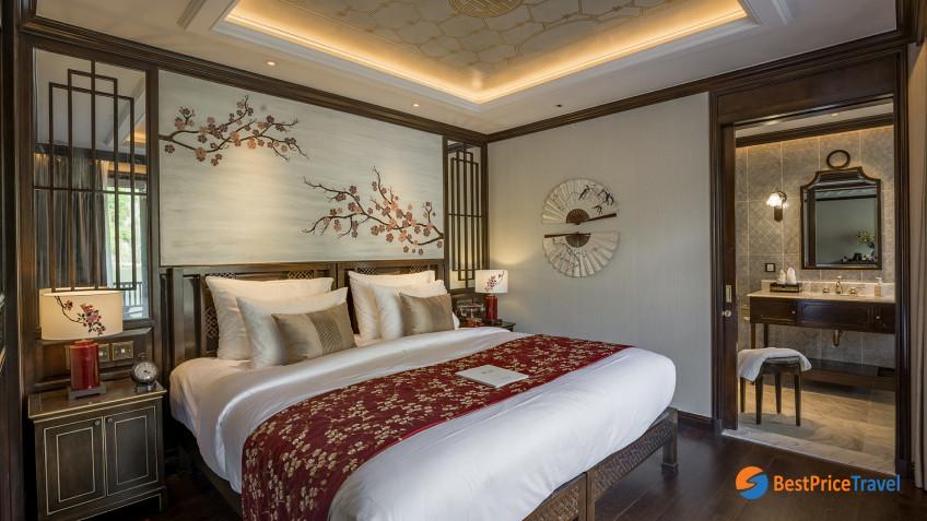 Heritage Line Lan Ha Bay Ylang Signature Suite 5