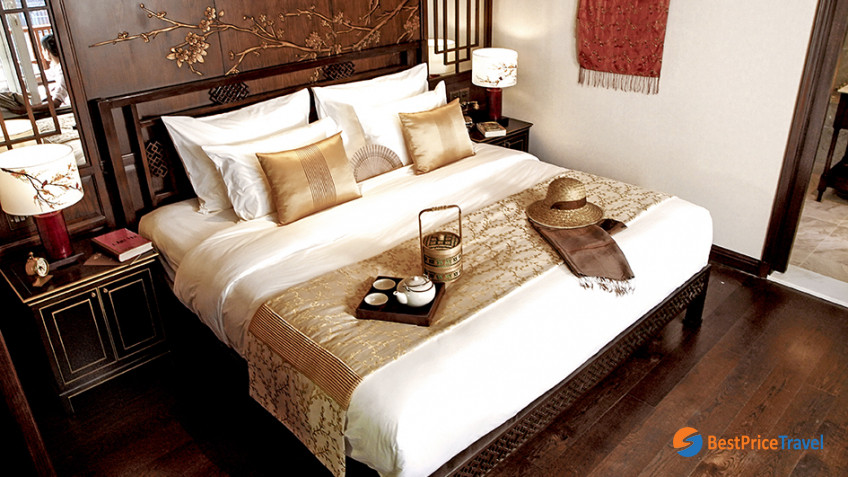 Heritage Line Lan Ha Bay Ylang Signature Suite 7