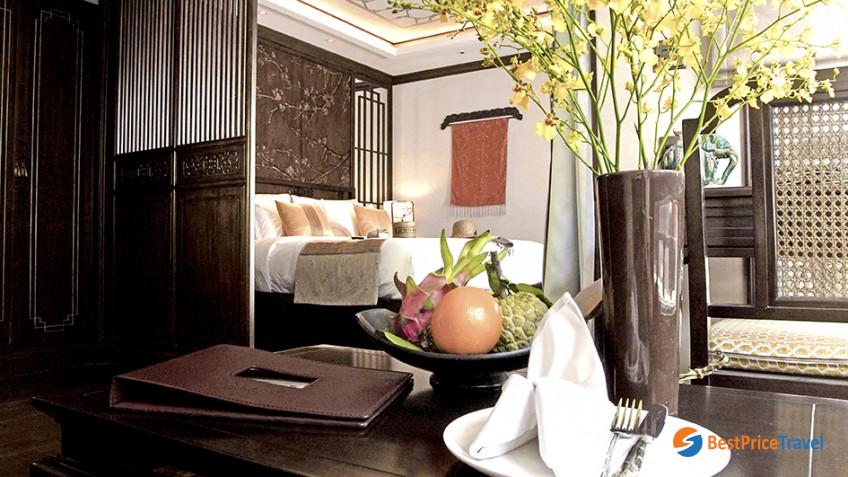 Heritage Line Lan Ha Bay Ylang Suite Amenities